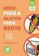 Hefefreie und glutenfreie Brote. Maisfrei, sojafrei, weizenfrei.