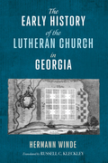 The Early History of the Lutheran Church in Georgia