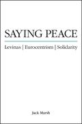 Saying Peace