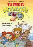 Misterio en el barco pirata
