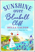Sunshine Over Bluebell Cliff