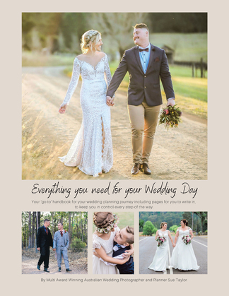 Everything You Need for Your Wedding Day