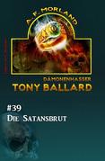 Tony Ballard #39: Die Satansbrut