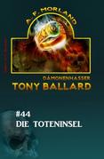 Tony Ballard #44: Die Toteninsel