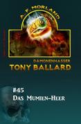 Tony Ballard #45: Das Mumien-Heer