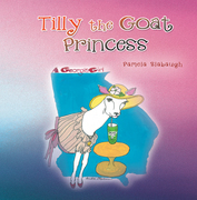 Tilly the Goat Princess (Additional Coloring Pages Included)