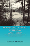 Transcendentalism Yesterday and Today
