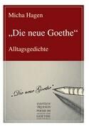 """""""Die neue Goethe"""""""