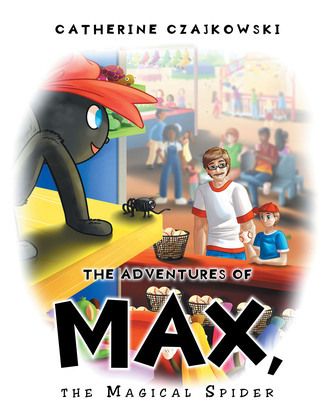 The Adventures of Max, the Magical Spider