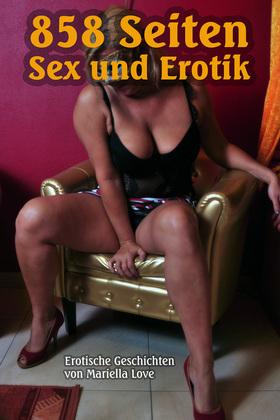 858 Seiten Sex und Erotik