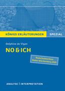 No & ich. Textanalyse und Interpretation. Königs Erläuterungen Spezial