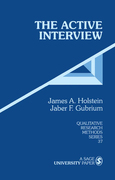 The Active Interview