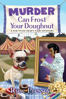 Murder Can Frost Your Doughnut