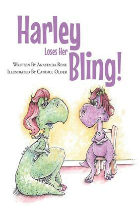 Harley Loses Her Bling!