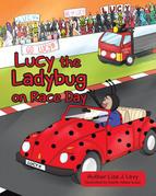 Lucy the Ladybug on Race Day