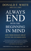 Always End with the Beginning in Mind