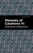 Memoirs of Casanova Volume VI