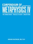 Compendium of Metaphysics Iv