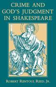 Crime and God's Judgment in Shakespeare