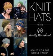 Knit Hats with Woolly Wormhead