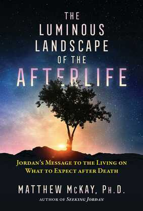 The Luminous Landscape of the Afterlife