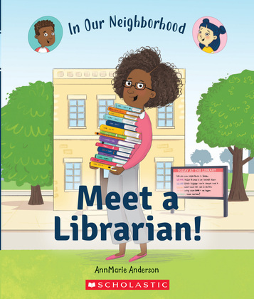Meet a Librarian! (In Our Neighborhood)