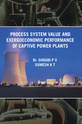 Process System Value and Exergoeconomic Performance of Captive Power Plants