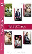 Pack mensuel Passions : 12 romans (Juillet 2021)