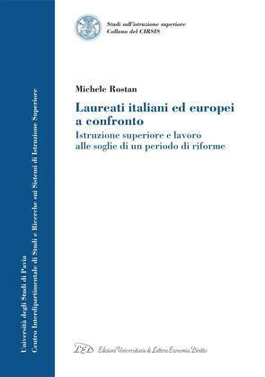 Laureati italiani ed europei a confronto