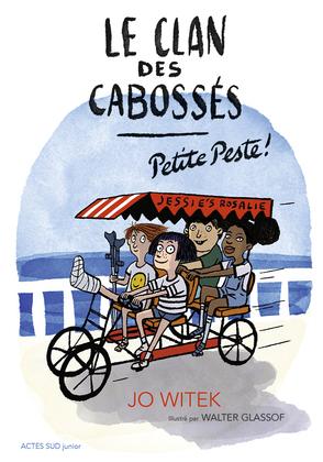 Le clan des Cabossés - T1 Petite Peste