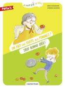 À tour de rôle - On fait une tarte aux pommes ? Trop bonne idée !