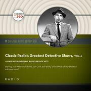 Classic Radio's Greatest Detective Shows, Vol. 6