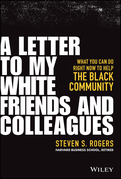 A Letter to My White Friends and Colleagues