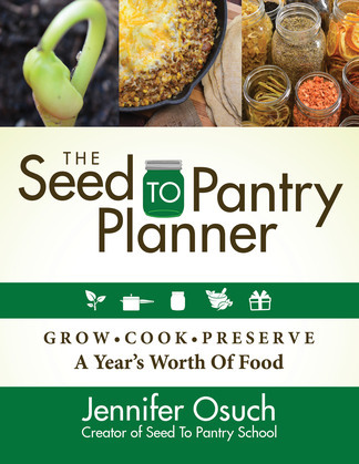 The SEED To PANTRY Planner