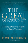 The Great Opportunity