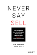 Never Say Sell