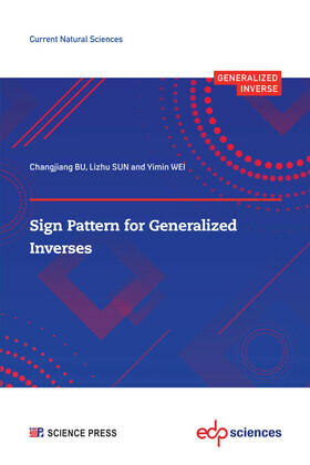 Sign Pattern for Generalized Inverses