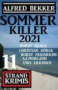 Sommer Killer 2021: 11 Strand Krimis