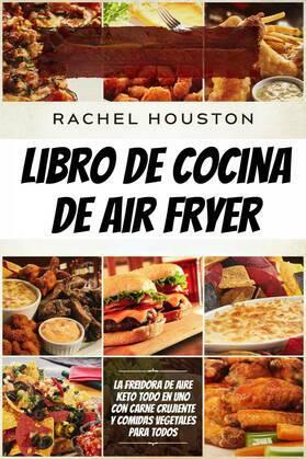 Libro de cocina de air fryer