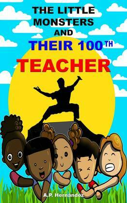 The Little Monsters and Their 100th Teacher