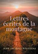 Lettres écrites de la montagne