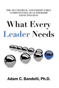 What Every Leader Needs