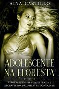 Adolescente Na Floresta