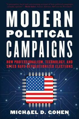 Modern Political Campaigns