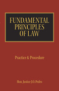 Fundamental Principles of Law