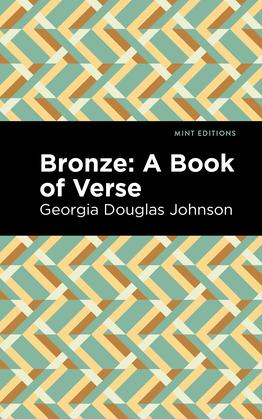 Bronze: A Book of Verse