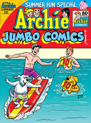 Archie Double Digest #320