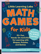 Little Learning Labs: Math Games for Kids, abridged edition