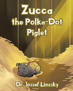 Zucca the Polka-Dot Piglet