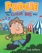 Pudgie And His Great Big Feet